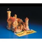 Schreiber-Bogen-603 Maquette en carton : Château romantique