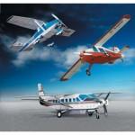 Schreiber-Bogen-611 Maquette en carton : 3 petits avions