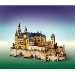 Schreiber-Bogen-643 Maquette en Carton : Hohenzollern