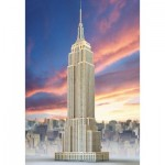 Schreiber-Bogen-644 Maquette en Carton : Empire State Building