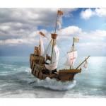 Schreiber-Bogen-648 Maquette en Carton : The Columbus Ship Santa Maria