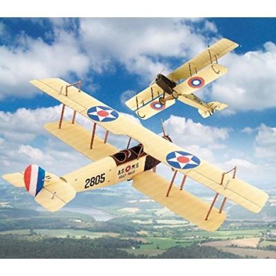Schreiber-Bogen-649 Maquette en Carton : Curtiss JN-4 Jenny