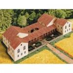 Schreiber-Bogen-650 Maquette en Carton : Villa Romaine Estate Rustica