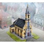 Schreiber-Bogen-686 Maquette en Carton : Vieille ville, Eglise, Pfersbach