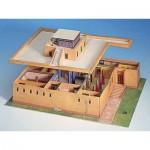 Schreiber-Bogen-689 Maquette en Carton : Maison d'habitation Egyptienne