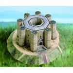 Schreiber-Bogen-691 Maquette en Carton : Castel del Monte