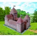 Schreiber-Bogen-694 Maquette en Carton : Château de Rotenfeld