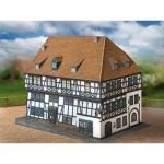 Schreiber-Bogen-702 Maquette en Carton : Luther House à Eisenach