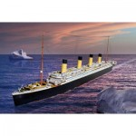 Schreiber-Bogen-705 Maquette en Carton : Titanic