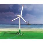 Schreiber-Bogen-709 Maquette en Carton : Éolienne