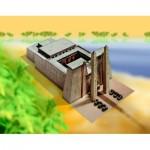 Schreiber-Bogen-711 Maquette en Carton : Temple Egyptien