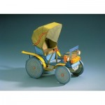 Schreiber-Bogen-71261 Maquette en Carton : Decauville