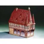 Schreiber-Bogen-71354 Maquette en Carton : Hotel de ville Michelstadt
