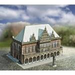 Schreiber-Bogen-720 Maquette en Carton : Ancien Hôtel de Ville de Brême
