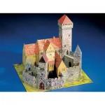 Schreiber-Bogen-72168 Maquette en Carton : Château de Steineck