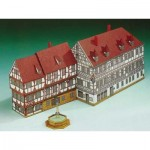 Schreiber-Bogen-72235 Maquette en Carton : Maison Coquine  Forchheim