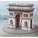 Schreiber-Bogen-724 Maquette en Carton : Arc de Triomphe
