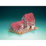 Schreiber-Bogen-72441 Maquette en Carton : Maison à Bietigheim, Allemagne