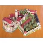 Schreiber-Bogen-72456 Maquette en Carton : Ronneburg Castle Building