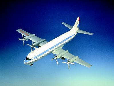 Schreiber-Bogen-72463 Maquette en Carton : KLM Lockheed Electra