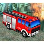 Schreiber-Bogen-725 Maquette en Carton : Camion de pompier