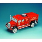 Schreiber-Bogen-72585 Camion de pompiers du Cirque Roncalli