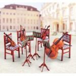 Schreiber-Bogen-737 Maquette en Carton : Quatuor à cordes