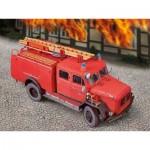 Schreiber-Bogen-765 Maquette en Carton : Camion de Pompiers Magirus-Deutz TLF 16