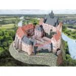 Schreiber-Bogen-778 Maquette en Carton : Château de Kriebstein