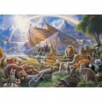Master-Pieces-30840 Noah's Ark