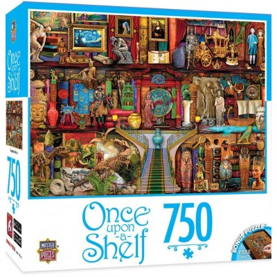 Master-Pieces-31621 Treasured History