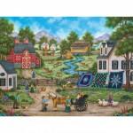 Master-Pieces-31682 Heartland - Roadside Gossip