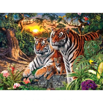 Master-Pieces-31744 Glow in the Dark - Jungle Pride