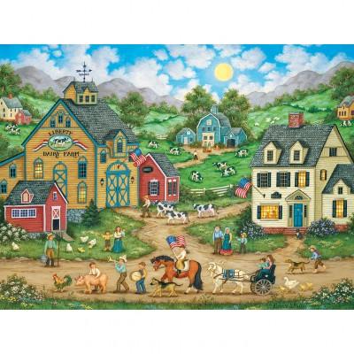 Master-Pieces-31836 Liberty Farm Parade