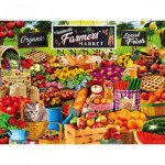 Master-Pieces-31868 Pièces XXL - Farmers Market