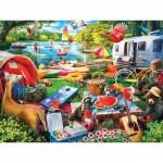 Master-Pieces-31900 Pièces XXL - Little Rascals