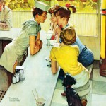 Master-Pieces-71407 Norman Rockwell: Soda Jerk