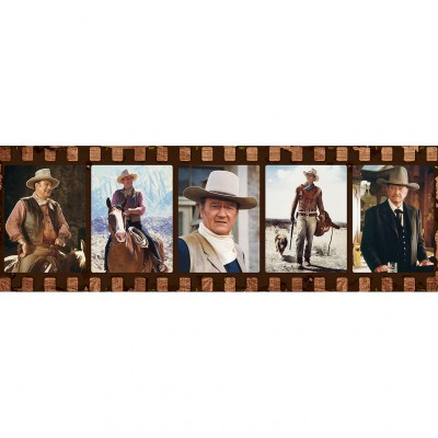 Master-Pieces-71446 John Wayne - Forever in Film