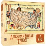 Master-Pieces-71453 Tribal Spirit - American Indian Tribes