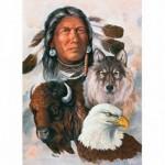 Master-Pieces-71454 Tribal Spirit - One Spirit