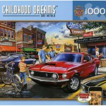Master-Pieces-71467 Childhood Dreams - Dave's Diner