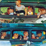 Master-Pieces-71508 Norman Rockwell: Coming and Going