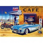 Master-Pieces-71517 Route 66 Café