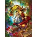 Master-Pieces-71552 Book Box - Lost in Wonderland