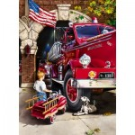 Master-Pieces-71630 Firehouse Dreams