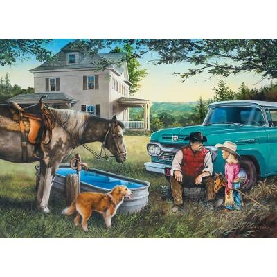 Master-Pieces-71647 Cowboy Dreams