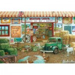Master-Pieces-71664 Farm & Fleet Store By Janet Kruskamp