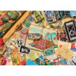 Master-Pieces-71670 Puzzle en Valisette - Safe Travel