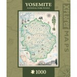 Master-Pieces-71699 Xplorer Maps - Yosemite