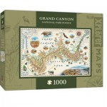 Master-Pieces-71702 Xplorer Maps - Grand Canyon